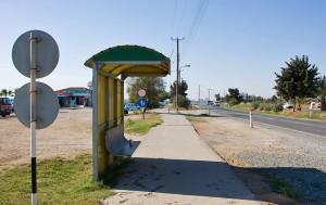 bussar på cypern